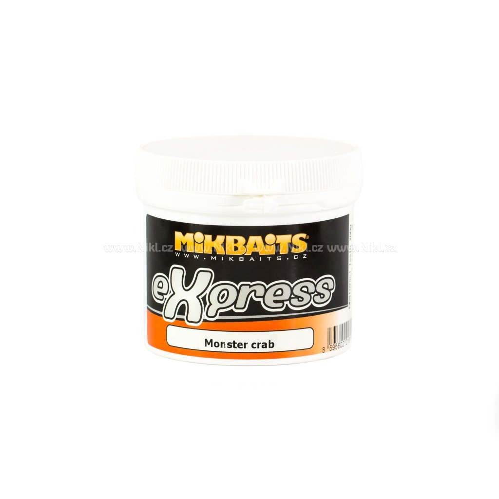 Mikbaits eXpress těsto 200g Monster Crab