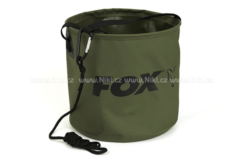 Fox Vědro - Collapsable Large water bucket