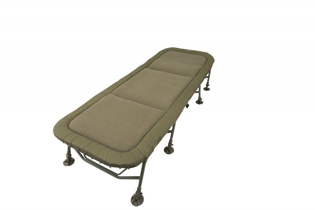 TRAKKER Lehátko - RLX 8 Leg Bed