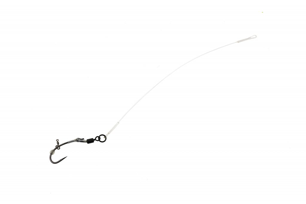 CARP´R´US Ready Ronnie rig 50lbs - Predator č. 8/16.5cm (2ks)