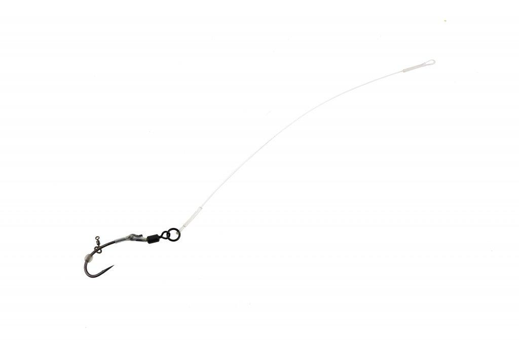 CARP´R´US Ready Ronnie rig 50lbs - Predator č. 8/9.5cm (2ks)