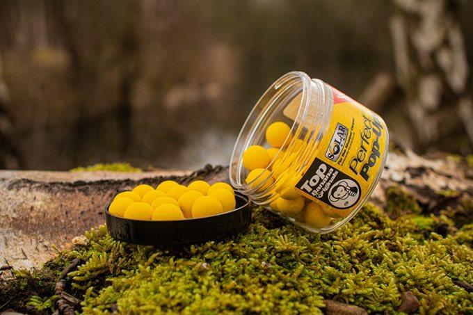 SOLAR Creamy Sweetcorn Pop-Ups 14 mm 50 g