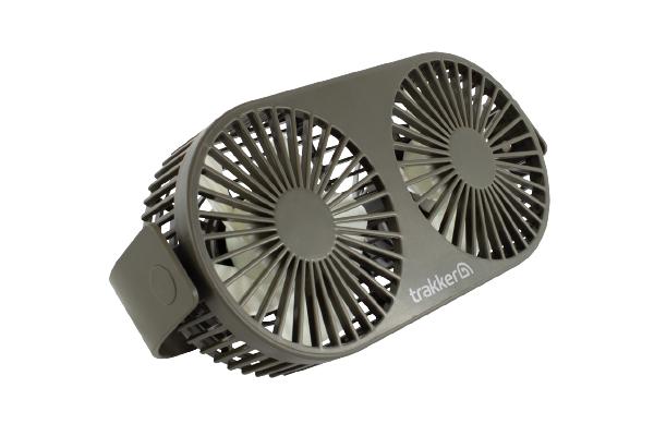 TRAKKER Ventilátor - USB Bivvy Fan (232×50×118mm)
