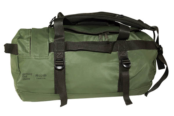 AQUA Batoh - Torrent Duffel Bag