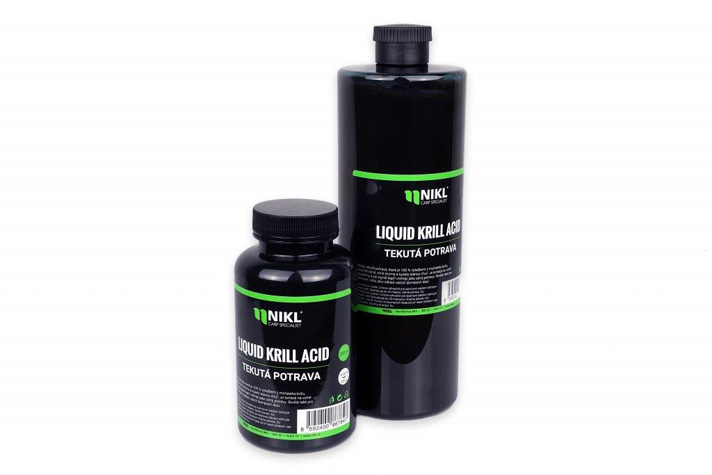 NIKL Liquid Krill Acid (tekutá potrava)