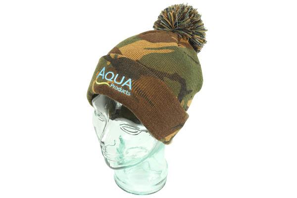 AQUA Kulich - Camo Bobble Hat