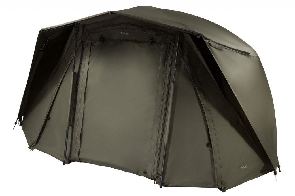 TRAKKER Šilt + prehoz - Tempest Brolly Advanced 100 Skull Cap Wrap