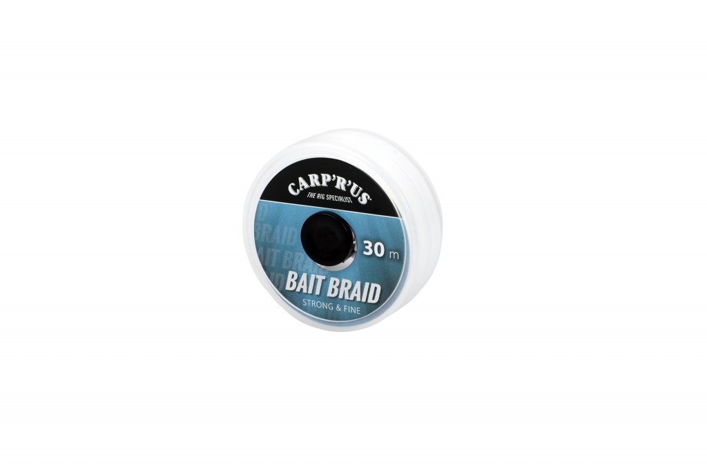 CARP'R'US Šnúra na nástrahy - Bait Braid 30m