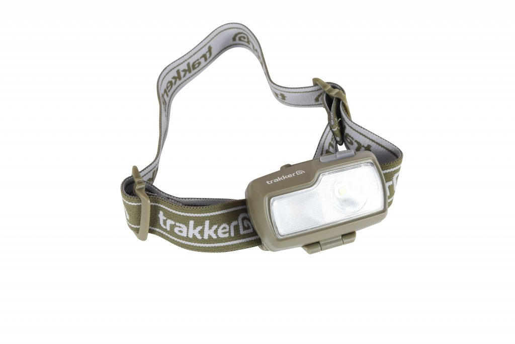 TRAKKER Čelovka - Nitelife Headtorch 420 (41×71×40mm)
