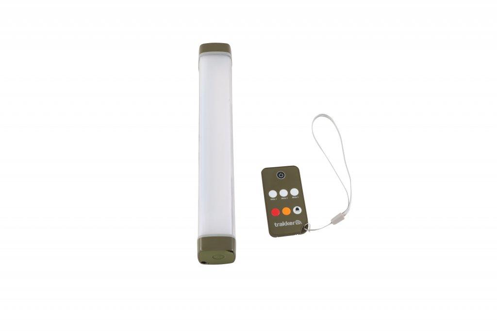 TRAKKER Svetlo s ovládačom - Nitelife Bivvy Light Remote 200 (240×36×36mm)