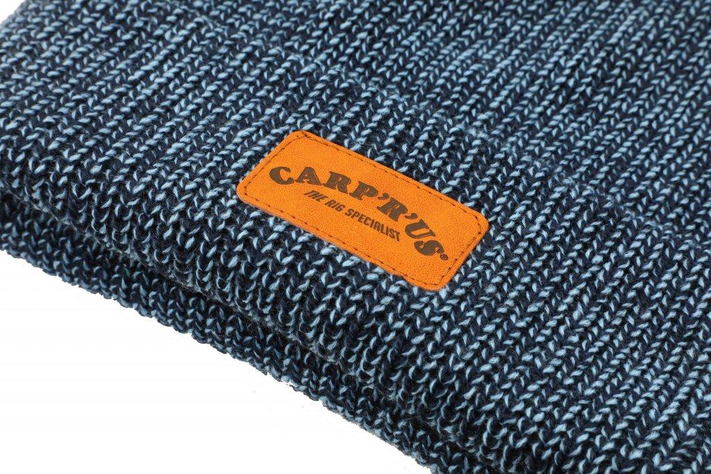 CARP'R'US Čiapka CRU - Beanie Blue