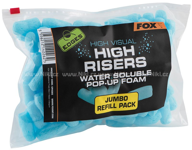 Fox PVA Pěna - Edges High Visual High Risers