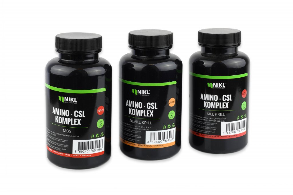 NIKL Amino-CSL komplex 100 ml - Scopex & Squid