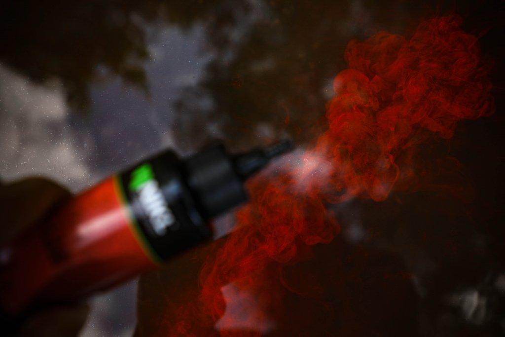 NIKL LUM-X RED Liquid Glow - KRILL BERRY (115ml)