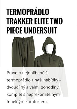 TERMOPRÁDLO TRAKKER ELITE TWO PIECE UNDERSUIT